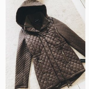 NWT. ➸ FRENCH CONNECTION QUILTED COAT
